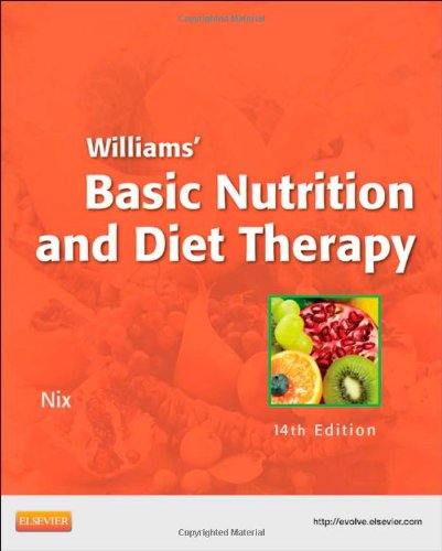 Williams' Basic Nutrition and Diet Therapy  14th 2013 9780323083478 Front Cover
