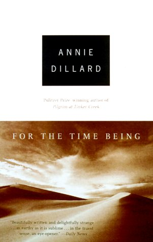 For the Time Being   1999 edition cover