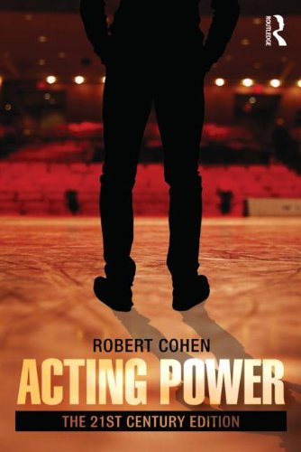 Acting Power The 21st Century Edition 21st 2013 edition cover