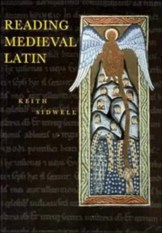 Reading Medieval Latin   1995 9780521447478 Front Cover