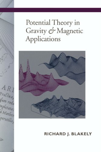 Potential Theory in Gravity and Magnetic Applications   1996 edition cover