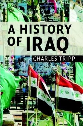 History of Iraq  3rd 2007 (Revised) edition cover