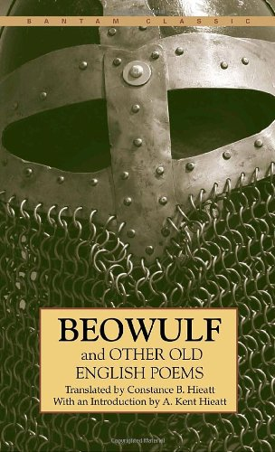 Beowulf and Other Old English Poems  2nd edition cover