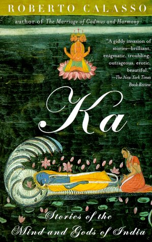 Ka Stories of the Mind and Gods of India N/A edition cover