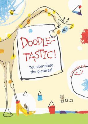 Doodletastic!  N/A 9780735840478 Front Cover