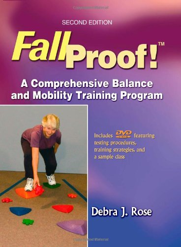 FallProof! A Comprehensive Balance and Mobility Training Program 2nd 2010 edition cover