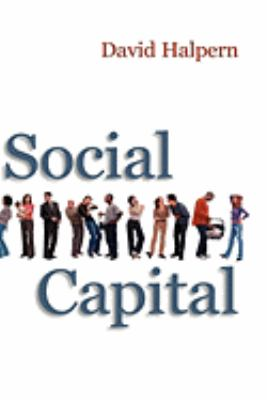 Social Capital   2004 9780745625478 Front Cover