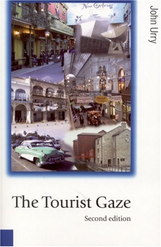 Tourist Gaze  2nd 2002 (Revised) edition cover