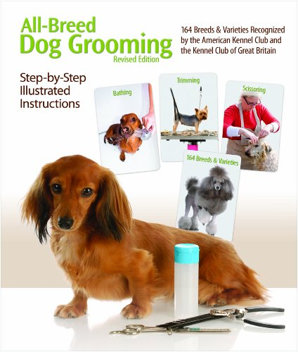 All-Breed Dog Grooming   2011 (Revised) edition cover