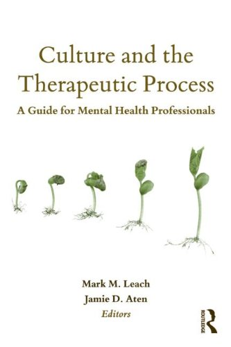 Culture and Therapeutic Process A Guide for Mental Health Professionals  2010 edition cover