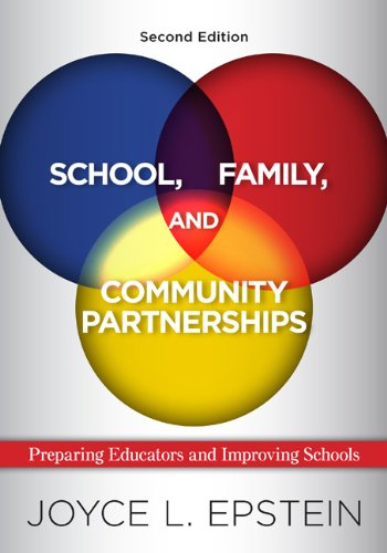 School, Family, and Community Partnerships Preparing Educators and Improving Schools 2nd 2010 edition cover