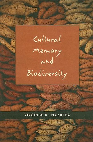 Cultural Memory and Biodiversity  N/A edition cover