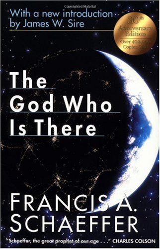 God Who Is There  30th 1998 edition cover