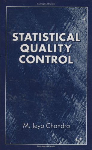 Statistical Quality Control   2001 9780849323478 Front Cover