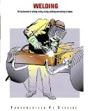 Welding (Fundamentals of Service Series) Fos5209nc 9th 2008 9780866913478 Front Cover