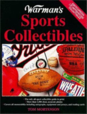 Warman's Sports Collectibles   2001 9780873492478 Front Cover