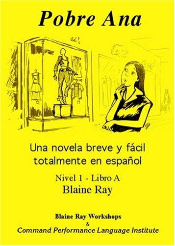 Pobre Ana : Level 1 N/A edition cover