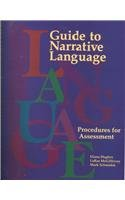 Guide to Narrative Language : Procedures for Assessment 1st 1997 edition cover