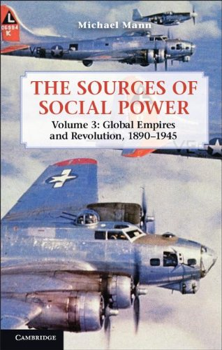 Sources of Social Power Global Empires and Revolution, 1890-1945  2012 edition cover