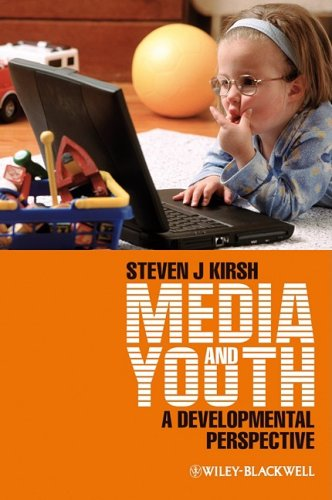 Media and Youth A Developmental Perspective  2010 edition cover
