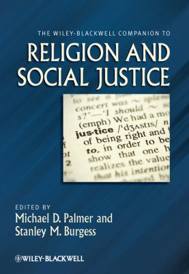 Wiley-Blackwell Companion to Religion and Social Justice   2012 9781405195478 Front Cover