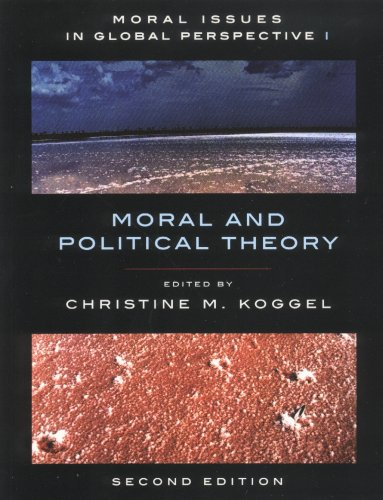 Moral Issues in Global Perspective  2nd 2006 (Revised) edition cover