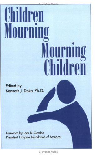 Children Mourning, Mourning Children   1995 edition cover