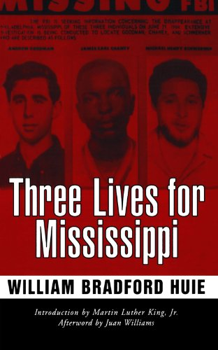 Three Lives for Mississippi   2000 edition cover