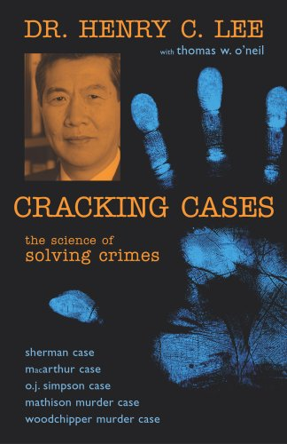 Cracking Cases The Science of Solving Crimes N/A edition cover