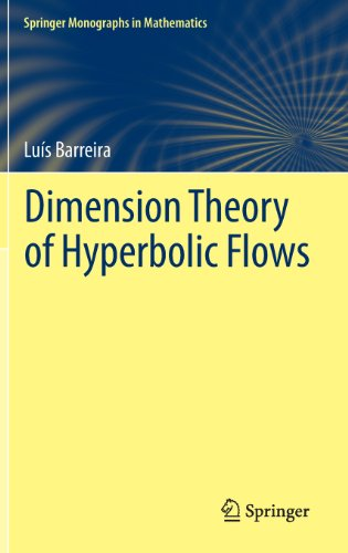 Dimension Theory of Hyperbolic Flows   2013 edition cover