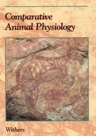 Comparative Animal Physiology   1992 edition cover