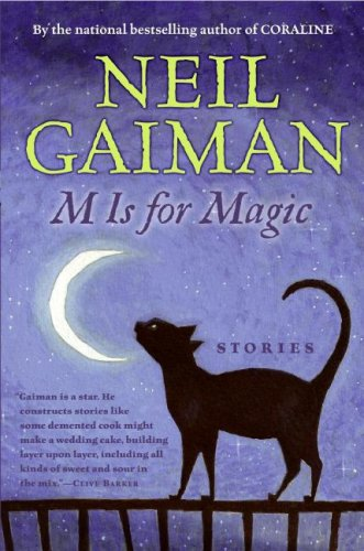 M Is for Magic  N/A 9780061186479 Front Cover