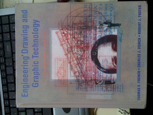 Engineering Drawing and Graphic Technology  14th 1993 (Revised) 9780070223479 Front Cover