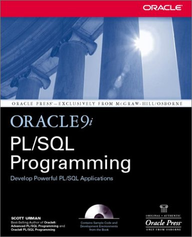 Oracle9i PL/SQL Programming  2nd 2002 (Revised) 9780072191479 Front Cover