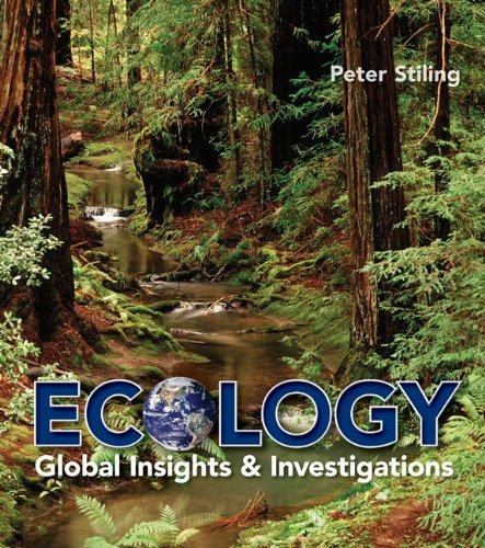 Ecology Global Insights and Investigations  2012 edition cover