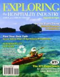Exploring the Hospitality Industry with Hospitality Interactive  2nd 2012 edition cover