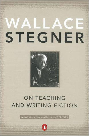 On Teaching and Writing Fiction   2002 edition cover