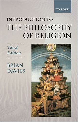 Introduction to the Philosophy of Religion  3rd 2003 (Revised) edition cover