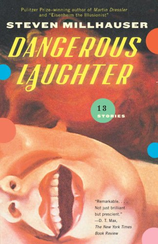 Dangerous Laughter   2009 edition cover