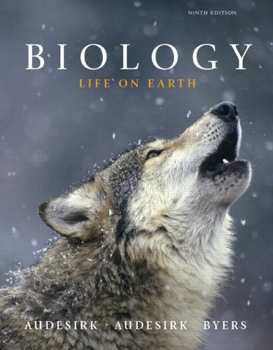 Biology Life on Earth 9th 2011 edition cover
