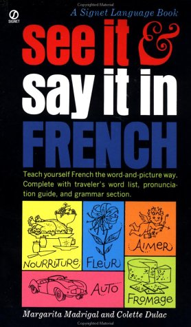 See It and Say It in French  N/A edition cover