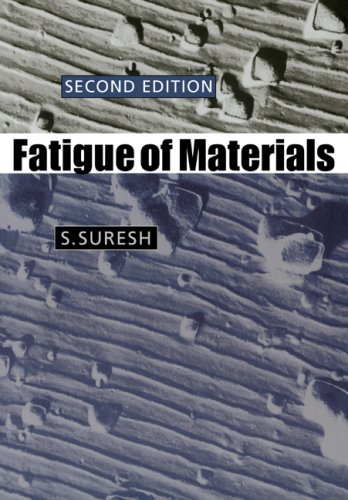 Fatigue of Materials  2nd 1998 (Revised) 9780521578479 Front Cover
