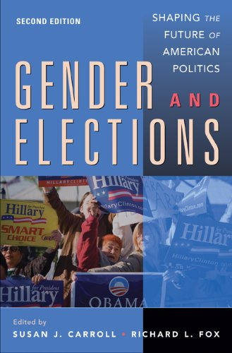 Gender and Elections Shaping the Future of American Politics 2nd 2010 edition cover