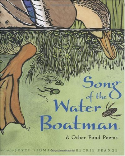 Song of the Water Boatman and Other Pond Poems   2005 edition cover