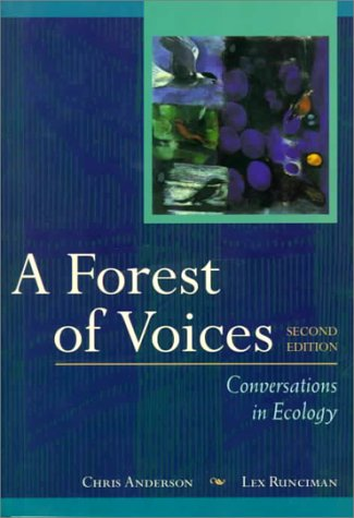 Forest of Voices Conversations in Ecology 2nd 2000 (Revised) edition cover