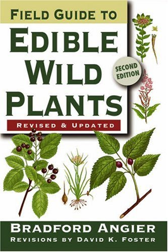 Field Guide to Edible Wild Plants  2nd 2008 edition cover
