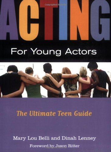 Acting for Young Actors For Money or Just for Fun  2006 edition cover