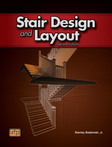Stair Design and Layout  2nd 2010 edition cover