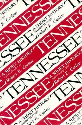 Tennessee : A Short History 2nd edition cover