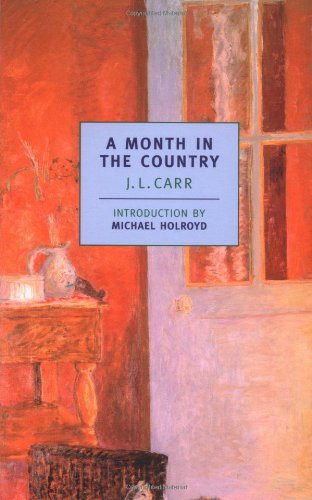 Month in the Country   2000 edition cover